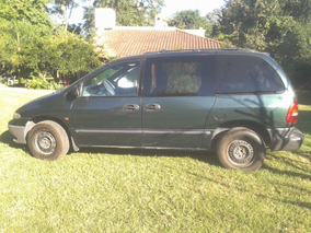 Caravan Chrysler Turbodiesel 2000 Mt Buen Estado Liquido Ya