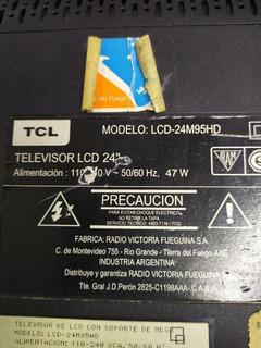 Pantalla Completa Tv Tcl Lcd 24m95hd