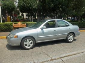 Nissan Sentra Lujo I Aut 2002