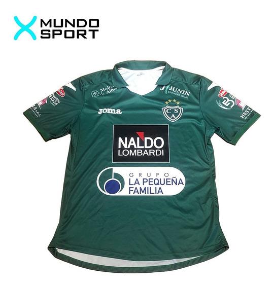 Camiseta De Sarmiento De Junin Joma Titular 2012 Talle L