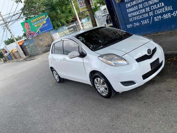 Toyota Vitz Americano