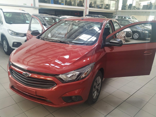 Chevrolet Onix Joy Black 0km Entrega Inmediata Jhuu88