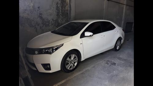Toyota Corolla Xei Cvt At Pack 2015