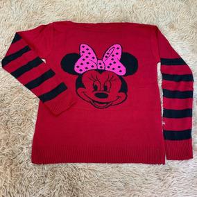 Blusa De Frio Suéter Lã Tricot