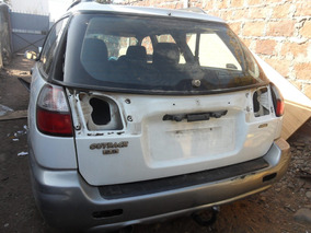 Subaru Outback 2000-2003 En Desarme