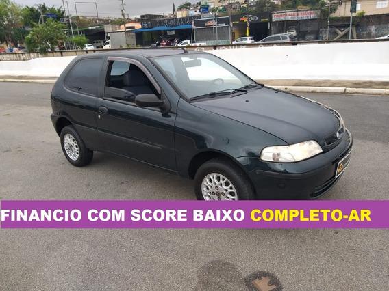 Fiat Palio Com Direção Financio Sem Score