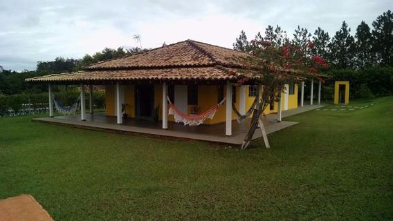 Chácara Residencial À Venda, Campininha, Sorocaba. - Ch0078