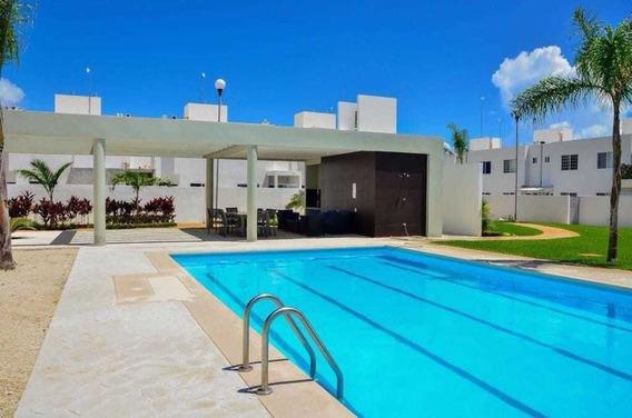 Casa En Venta En Cancún,playa Del Carmen.