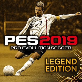 Pes Pro Evolution Soccer 2019 Beckam Edition Ps4 Fisico Ade