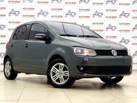 Volkswagen Fox Trend 1.0 8v Completo! Impecável! Ace/ Uber!