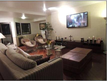 Apartamento Com 4 Dormitórios À Venda, 238 M² Por R$ 1.290.000,00 - Centro - São Bernardo Do Campo/sp - Ap1667