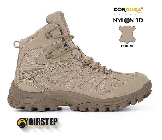 Bota Airstap Cano Médio - 5700-hiking Boot / Bravo 10