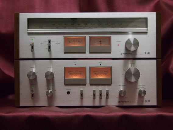 Pioneer Amplificador Sa-7700 + Tuner Tx-6700 * Magníficos *