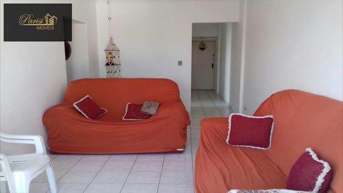 Imagem 1 de 3 de Apartamento Com 1 Dorm, Tupi, Praia Grande - R$ 175.000,00, 48m² - Codigo: 349 - V349