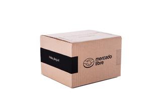 Caja De Cartón Ecommerce N°2 (19x16,3x12) X 100 Unidades