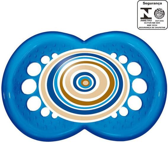Chupeta Mam Circles - Acima De 6 Meses Boys