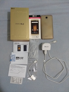 Blu Vivo Xl2 - 3gb Ram / 32gb