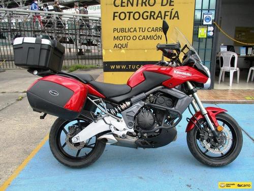 Moto Kawasaki Versys 650 Cbf
