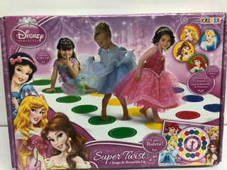 Super Twist Disney Princesas + Juego. Kreker