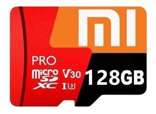 Cartão De Memória Micro Sd 128gb + Brinde.