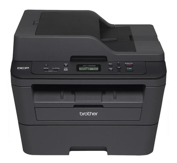 Impressora multifuncional Brother DCP-L2 Series DCP-L2540DW com Wi-Fi 110V