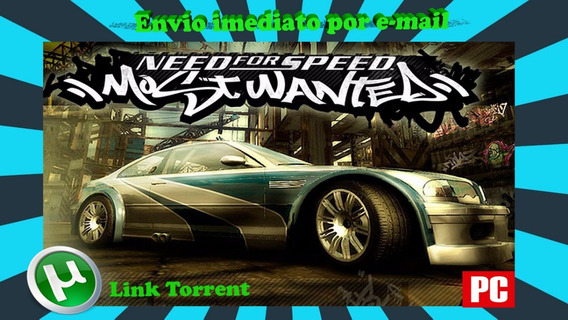 Link Torrent Pra Download Do Jogo Need For Speed Most Wanted