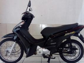 Honda Biz 125 Es, Ano 2012, Cor Preta