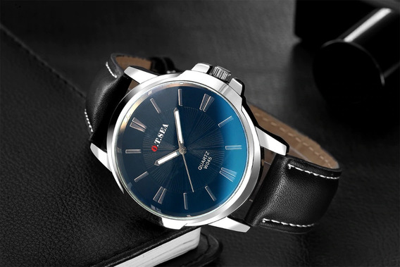 Relógio Masculino Pulso O.t Sea Importado Com Garantia