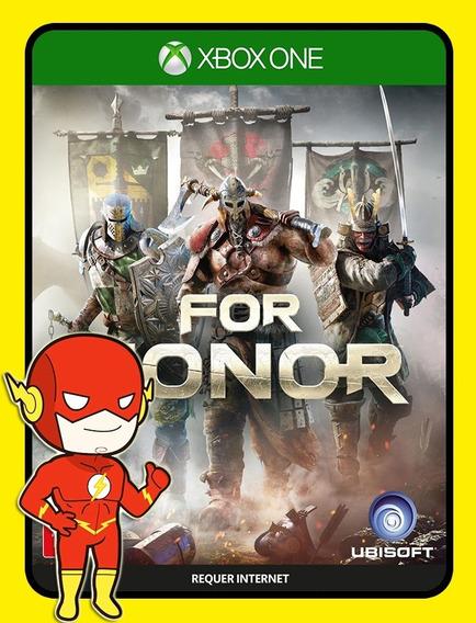 For Honor Xbox One - 25 Dígitos (envio Flash)