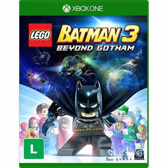 Lego Batman 3 Beyond Gotham - Xbox One - Usado