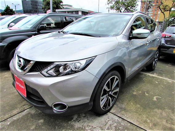 Nissan New Qashqai Exclusive Sec 2 Gasolina 4x4 7 P.