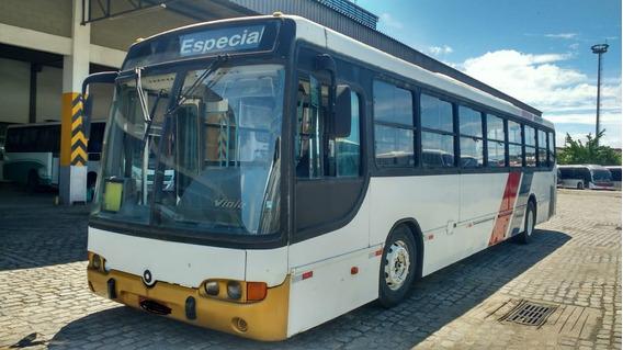 Ônibus Semi Rodoviário Mb 0500 2000 / 2001 Com Ar