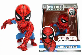 Figura Metal Spiderman 11 Cm Art 97957 Wabro