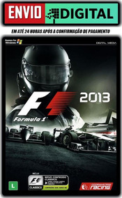 F1 2013 [formula 1 2013] [pc] Envio Digital