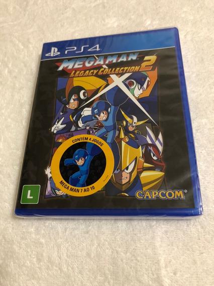 Mega Man Legacy Collection 2 - Lacrado De Fabrica