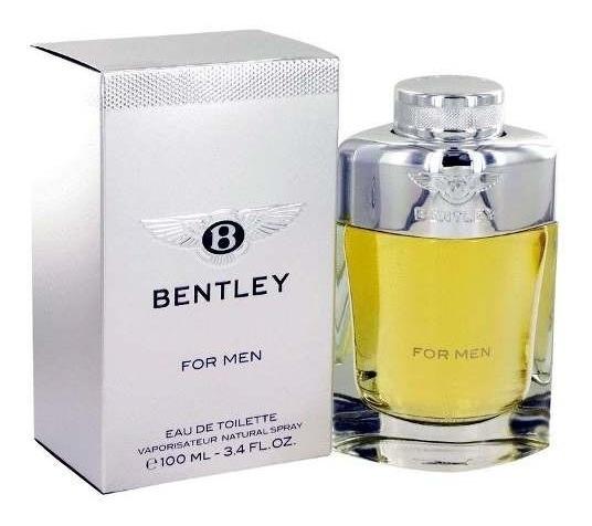 Perfume Bentley For Men Edt 100ml Masc