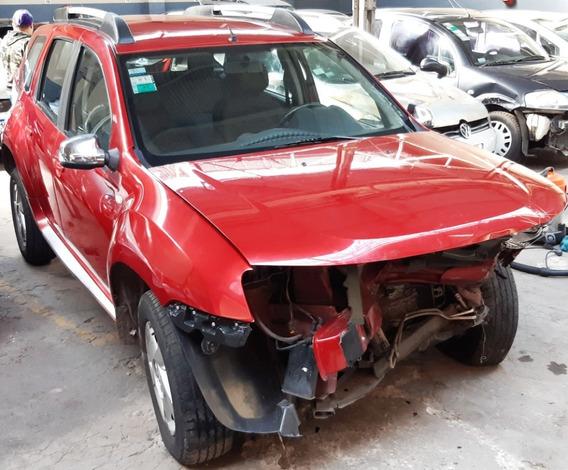 Renault Duster Luxe 2.0 4x2 Nav - 2014 - Chocado