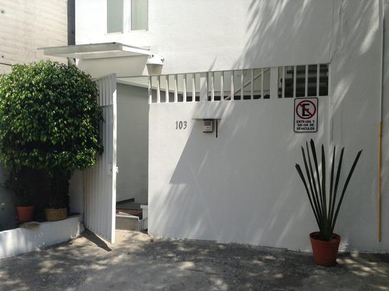 Cerrada De Monte Kamerún Penthouse En Renta