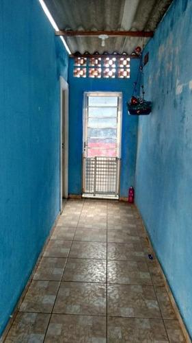 Casa Com 3 Dormitórios À Venda Por R$ 265.000,00 - Campo Dos Alemães - São José Dos Campos/sp - Ca1287