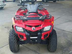 Can Am Outlander 400cc 4x4 2013