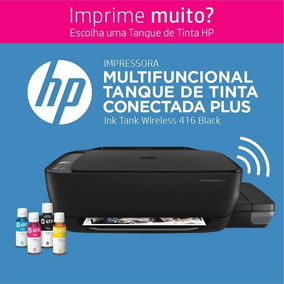 Impressora Multifuncional Hp 416 Tanque De Tinta Wireless