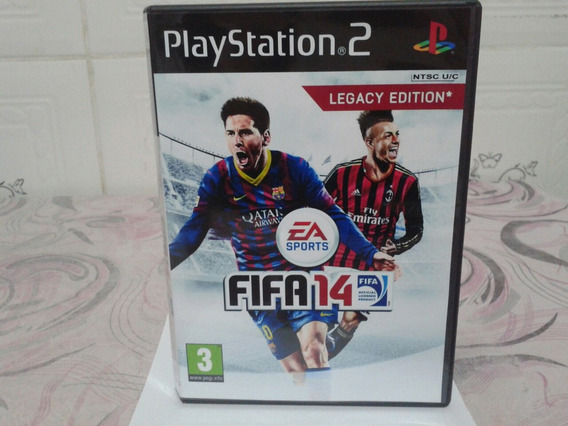 Fifa 14 - Patch Para Ps2 - Completo