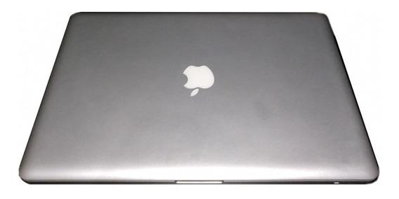 Apple Macbook Pro 15 2012-i7 16gb + Ssd (sem Camera) Parcela