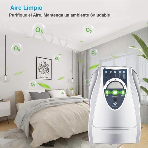 Generador De Ozono - Purificador De Aire