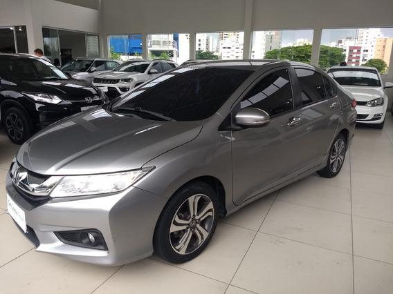 Honda City 1.5 Ex 16v Flex 4p Automático
