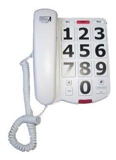 Teléfono De Llamada Teclas Grandes Future Call Fc-1507