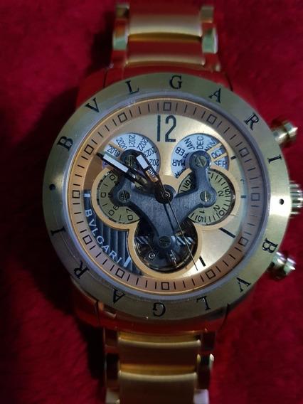 Relógio Blvgari Iron Man