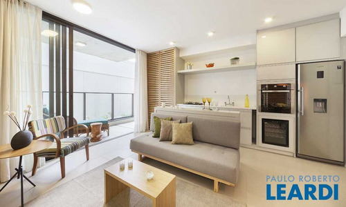Imagem 1 de 15 de Apartamento - Pinheiros  - Sp - 603778