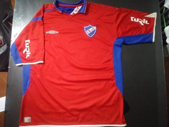 Camiseta Nacional Uruguay Umbro#10 Original De Época