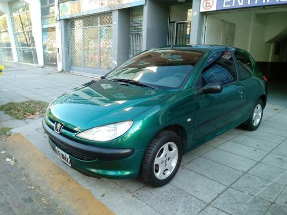 Peugeot 206 1.6 Xr 2000